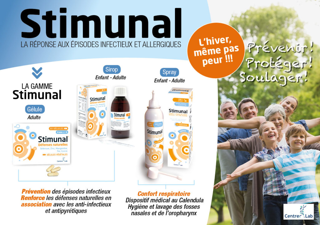 Stimunal défenses immunitaires