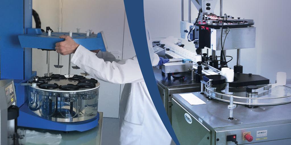 Production Centre Lab